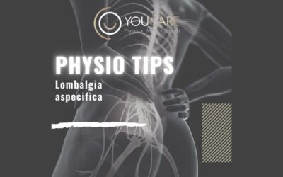 PHYSIO TIPS: lombalgia aspecifica