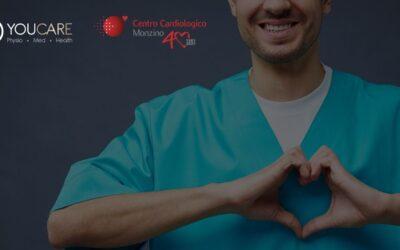 Da oggi in YouCare, la cardiologia del Monzino